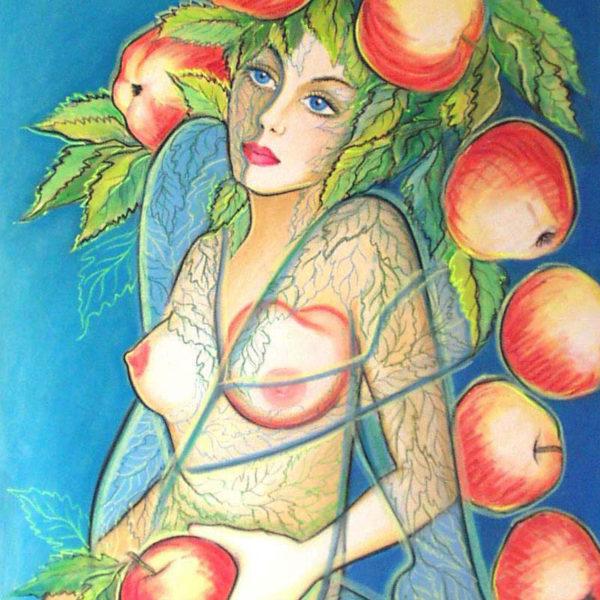Женщина-Яблоня