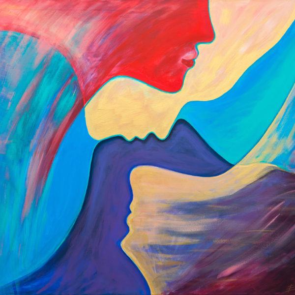 Отношения_Отпустить сарые схемы и открыть свое сердце