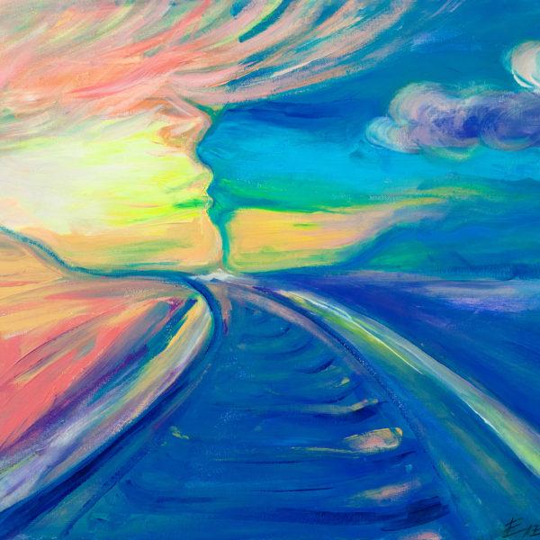Прожить свою жизнь страстно (ветер)
