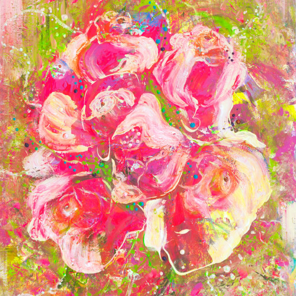 7 роз. Развитие