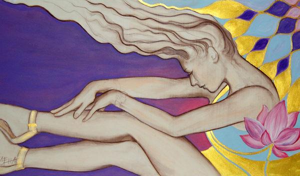 Лотос - сердце Мандалы / Lotus - heart of Mandala